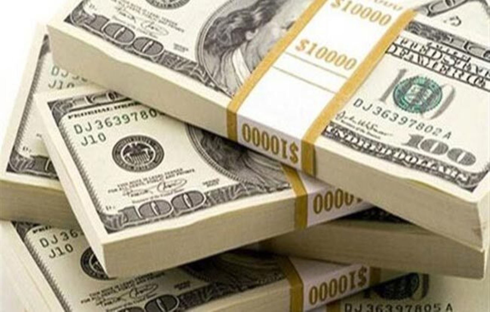 الدولار يغلق مرتفعاً في بورصة بغداد