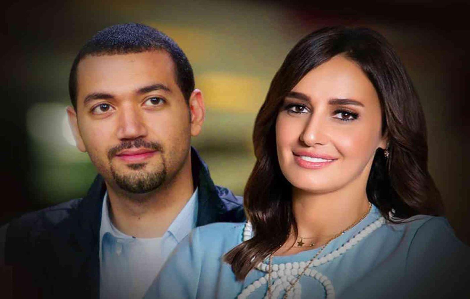الداعية معز مسعود يدخل على خط الأزمة بين زوجته حلا شيحة وتامر حسني